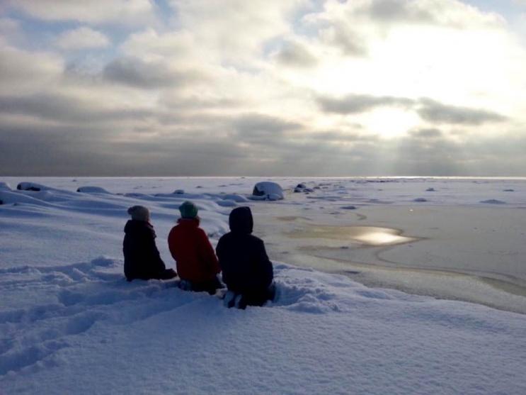 Зимний ретрит с Юлией Лагун